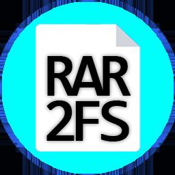 rar2fs Icon